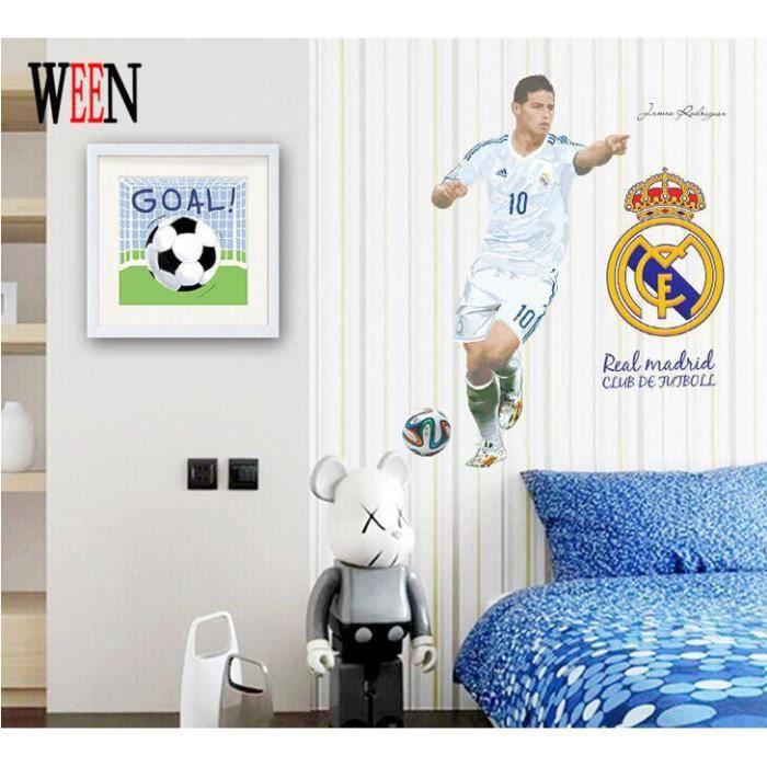 Decoration de foot pour chambre dcoration idale pour la chambre deco salon - Deco basketball chambre ...