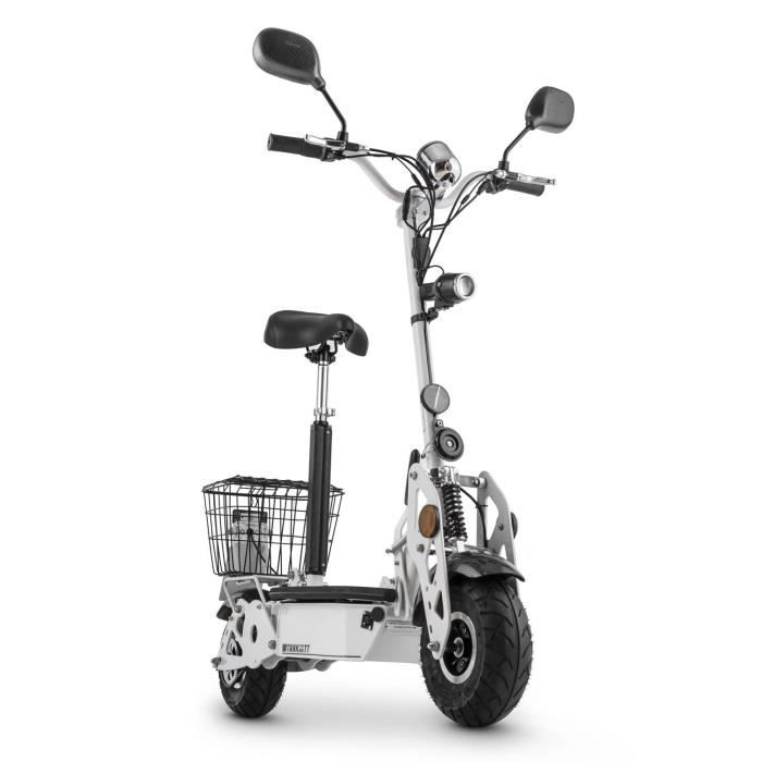 takira tank type 800tt scooter lectrique 36v 800w 40 km h 25 km conforme au code de la route. Black Bedroom Furniture Sets. Home Design Ideas