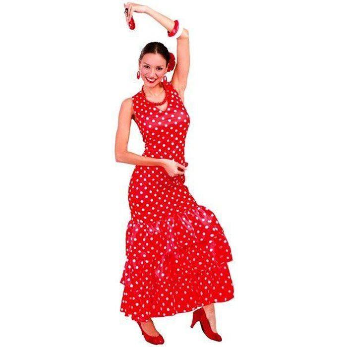 d guisement danseuse flamenco achat vente d guisement panoplie cdiscount. Black Bedroom Furniture Sets. Home Design Ideas
