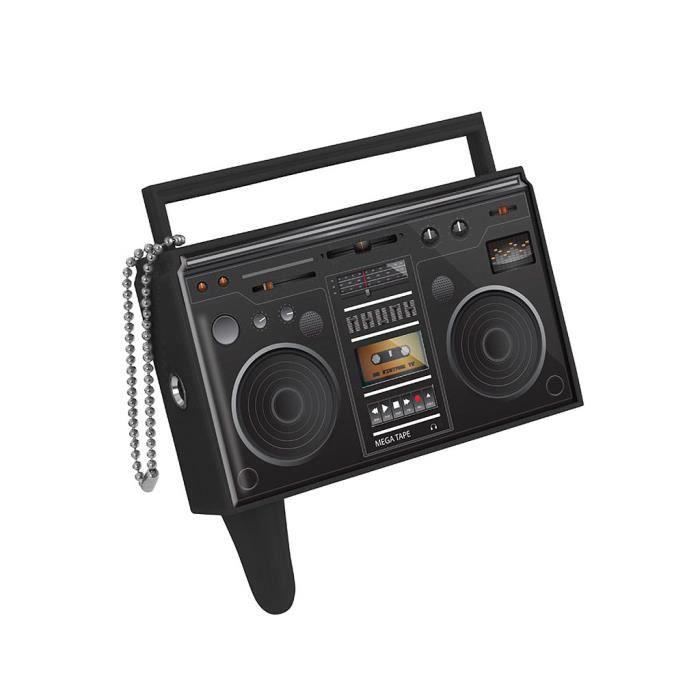 Diviseur d 39 audio boombox porte clefs casque couteur - Porte casque audio ...