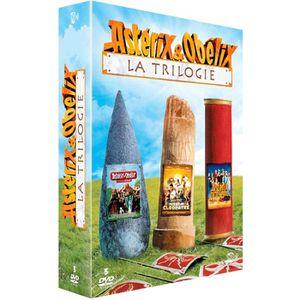 DVD DESSIN ANIMÉ DVD Coffret Astérix&Obélix - La Trilogie : Astérix