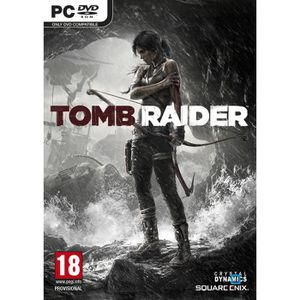 JEU PC TOMB RAIDER : COLLECTOR DELUXE EDITION / PC
