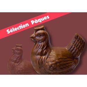 Poule de paques achat vente poule de paques pas cher cdiscount - Chocolat paques pas cher ...