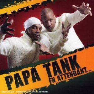 CD VARIÉTÉ INTERNAT CD Papa Tank En attendant