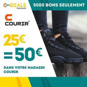 25 50 dans votre magasin courir achat vente bon de - Bon de reduction trend corner ...