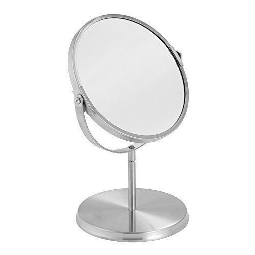 Interdesign 01820eu miroir pivotant acier inoxydable for Miroir pivotant