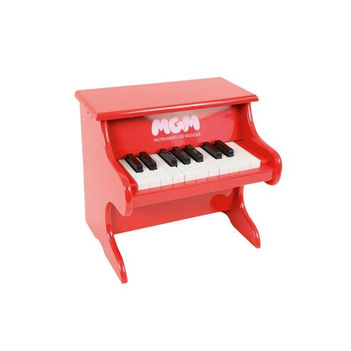 piano enfant 18 touches achat vente instrument de musique cadeaux de no l cdiscount. Black Bedroom Furniture Sets. Home Design Ideas