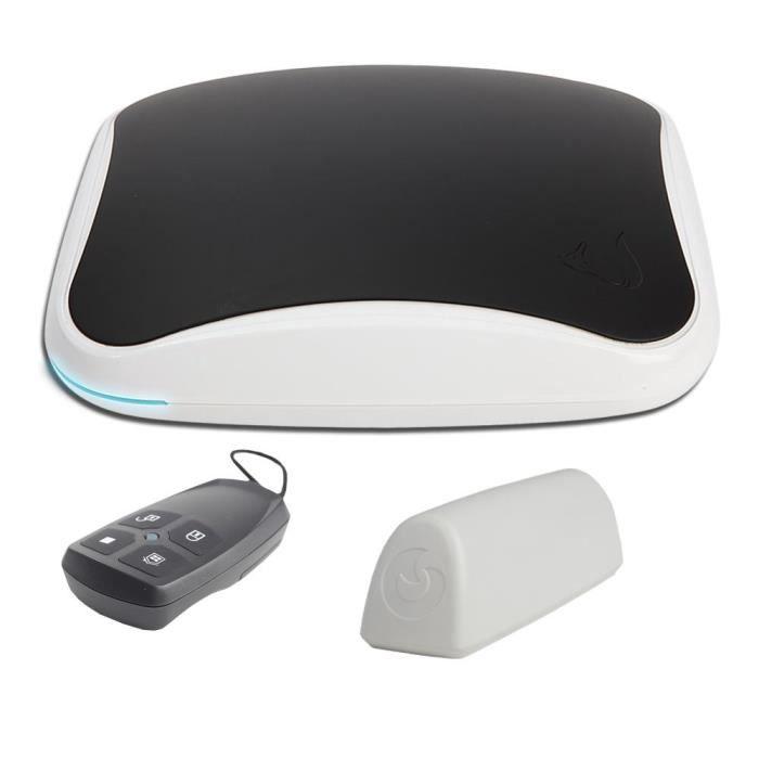 myfox starter kit home control 2 alarme maison sans fil connect e achat vente pack domotique. Black Bedroom Furniture Sets. Home Design Ideas