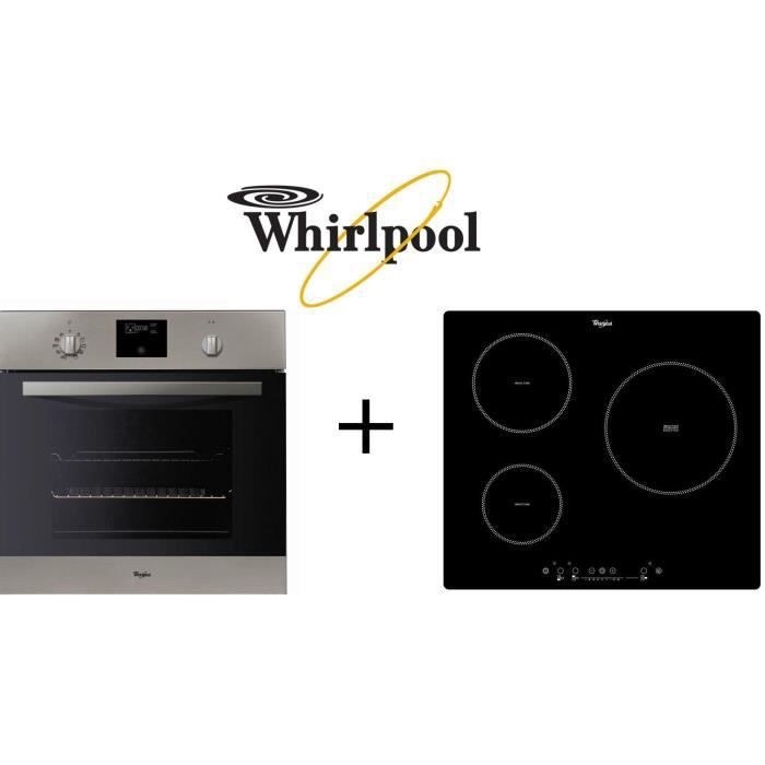 Pack whirlpool akz 520 ixpf four lectrique chaleur for Whirlpool akz 520 ixpf