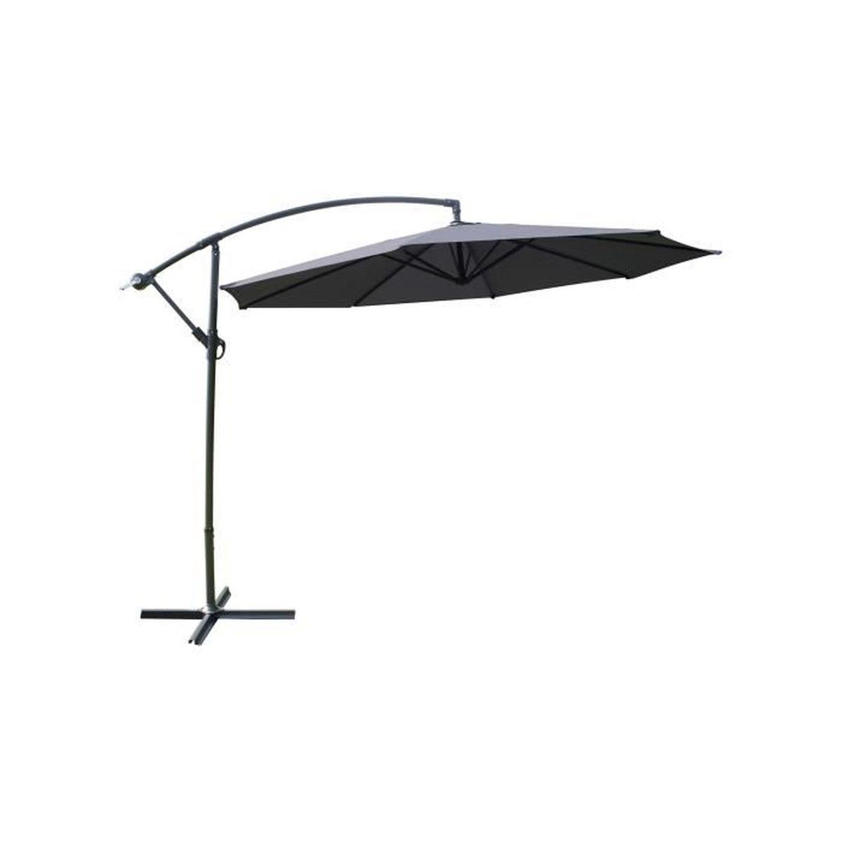 Solde parasol dport finest insert pour parasol sun garden with solde parasol dport great shop - Parasol deporte solde ...