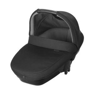 BEBE CONFORT Nacelle Amber sécurité auto Groupe 0 - Black Raven