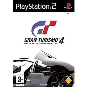 JEU PS2 GRAN TURISMO 4