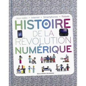 Livre 6-9 ANS Histoire de la révolution numérique