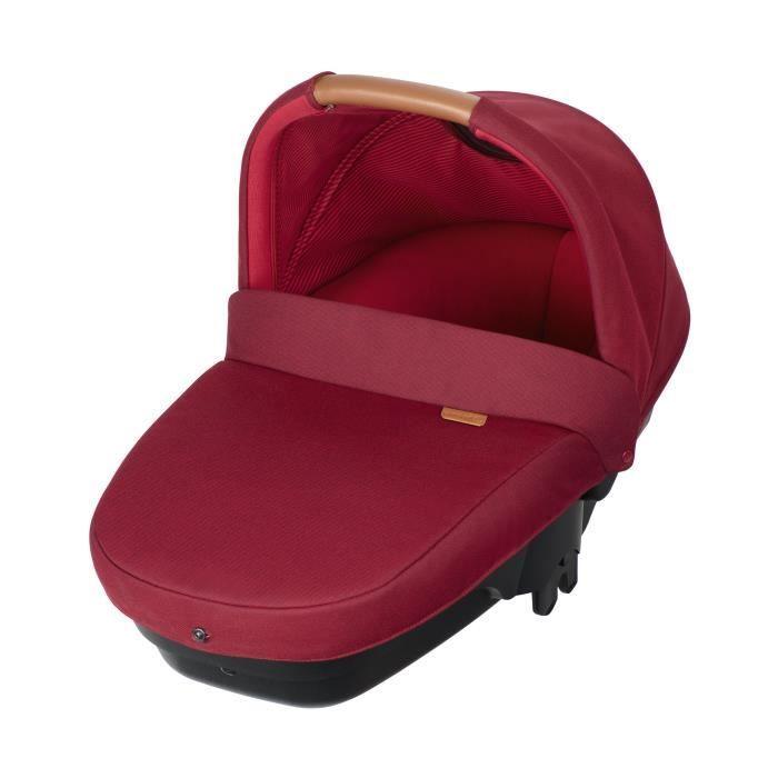 bebe confort nacelle amber s curit auto groupe 0 robin red achat vente nacelle bebe. Black Bedroom Furniture Sets. Home Design Ideas