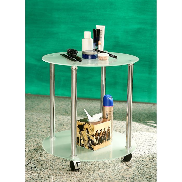Table d 39 appoint ronde sambi achat vente table d - Table d appoint ronde ...