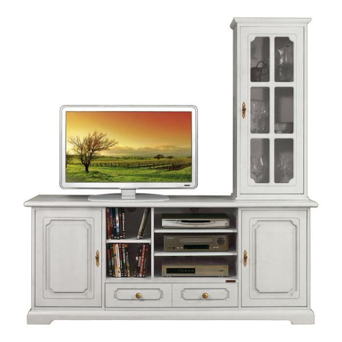 composition meubles tv achat vente meuble tv. Black Bedroom Furniture Sets. Home Design Ideas