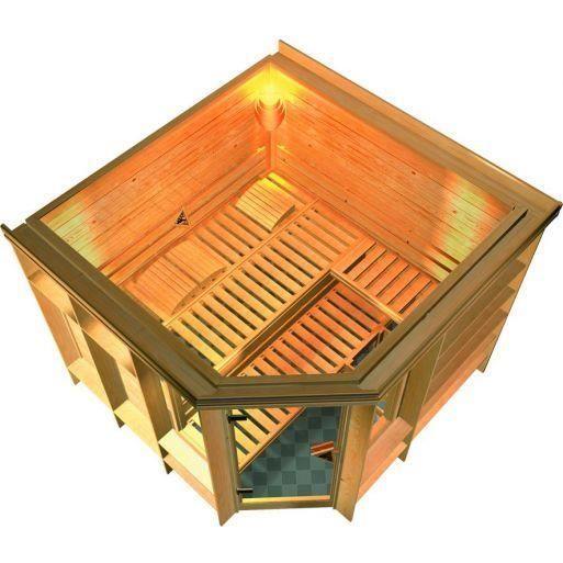 sauna infrarouge vita e radiant marona 6 7 achat vente kit sauna sauna infrarouge vita. Black Bedroom Furniture Sets. Home Design Ideas