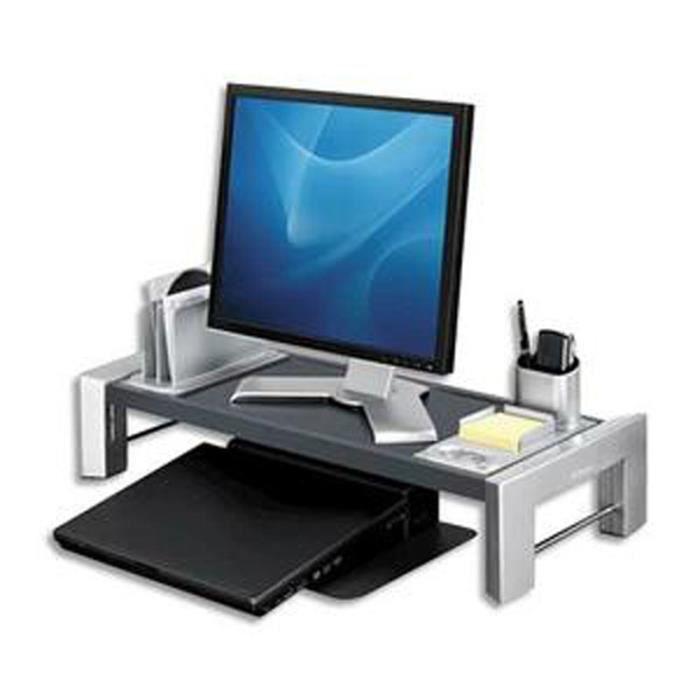 support ordinateur portable poste de travail c prix pas cher cdiscount. Black Bedroom Furniture Sets. Home Design Ideas