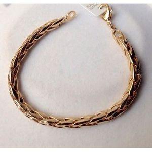 bracelet maille palmier achat vente pas cher soldes cdiscount. Black Bedroom Furniture Sets. Home Design Ideas