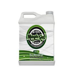MASSAGE - BOUGIE Gel de Massage Nuru Naturiste Hydratant Moist 1L