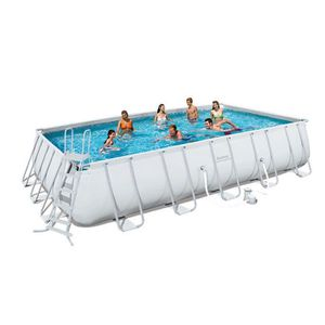 Piscine Tubulaire Rectangulaire Pas Chere Of Piscine 366x122 Achat Vente Piscine 366x122 Pas Cher Cdiscount
