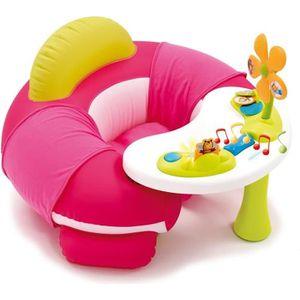 siege gonflable bebe achat vente siege gonflable bebe pas cher cdiscount. Black Bedroom Furniture Sets. Home Design Ideas
