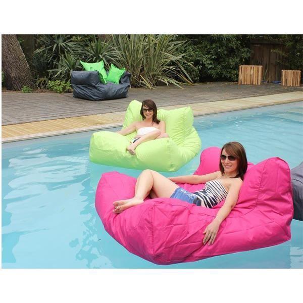 pouf flottant piscine achat vente jeux de piscine pouf flottant piscine soldes d t. Black Bedroom Furniture Sets. Home Design Ideas