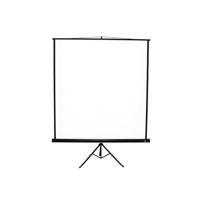 cran de projection vid oprojecteur enroulable tr pied. Black Bedroom Furniture Sets. Home Design Ideas