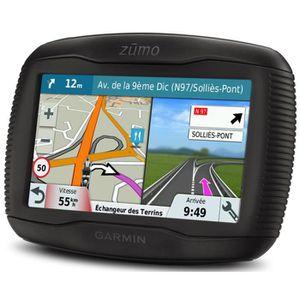 "GPS AUTO GARMIN Zumo 345LM GPS Moto 4.3"" Carte Europe de l'"