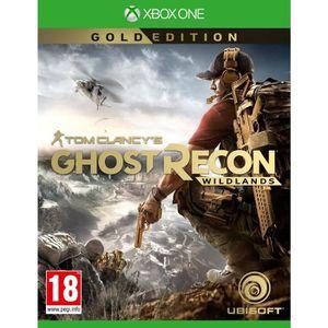 JEU XBOX ONE NOUVEAUTÉ Ghost Recon Wildlands Edition Gold Jeu Xone