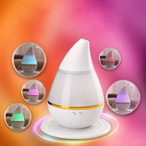 HUMIDIFICATEUR ÉLECT. 7 couleurs changeantes Humidificateur USB d'air Go