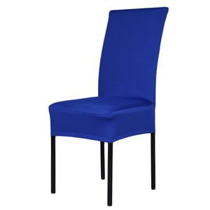 Housse pour chaise de salle a manger achat vente for Chaise de salle a manger de couleur
