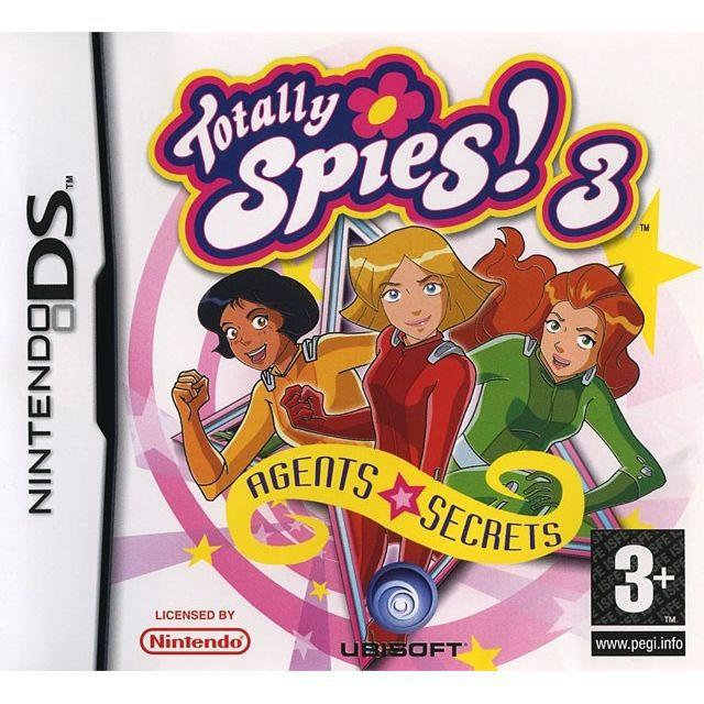 TOTALLY SPIES 3 AGENT SECRET / Jeu Console DS