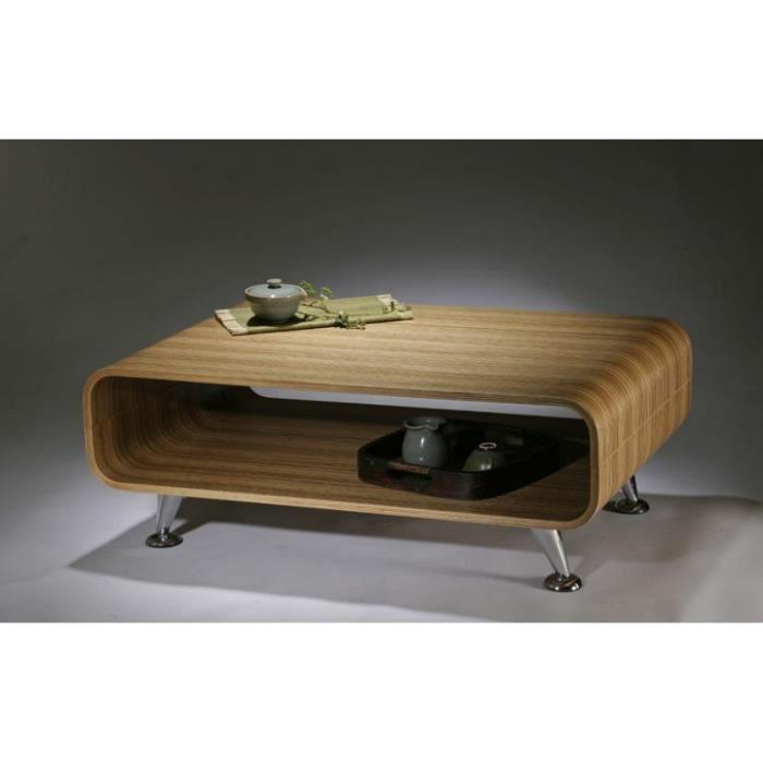 table basse de salon marron 90x61x33cm achat vente table basse table basse de salon marron. Black Bedroom Furniture Sets. Home Design Ideas
