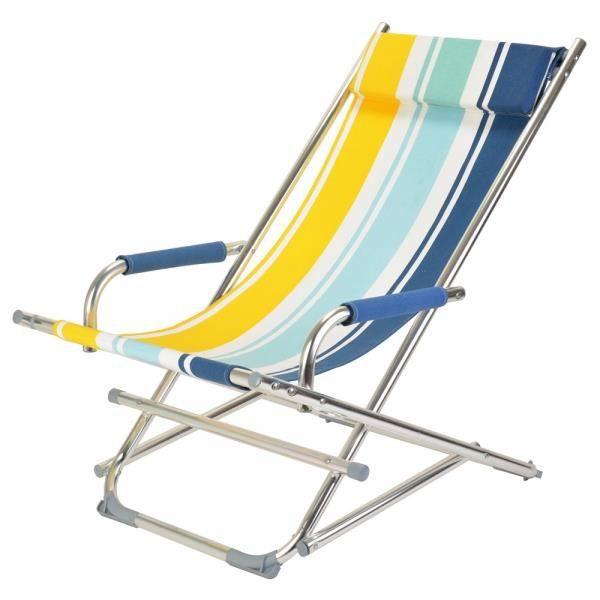 Chaise de jardin beau rivage achat vente chaise longue Chaise longue jardin occasion