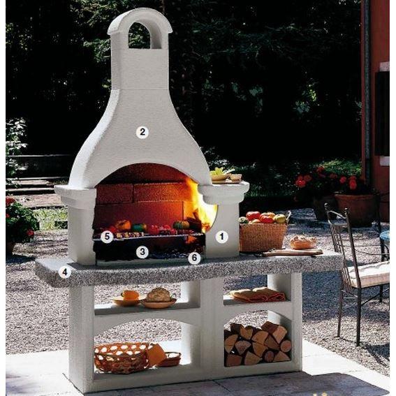 barbecue pierre lanzarote 2 achat vente barbecue barbecue pierre lanzarote 2 cdiscount. Black Bedroom Furniture Sets. Home Design Ideas
