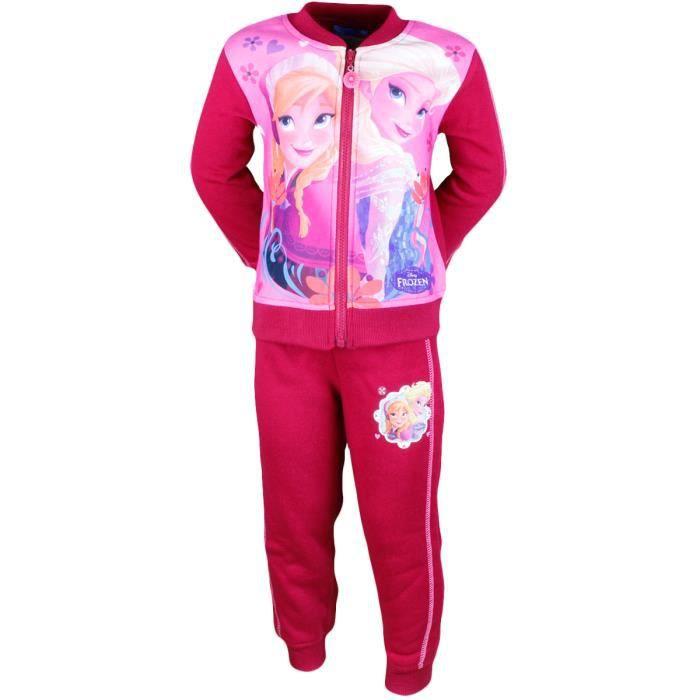 Th me frozen veste avec un joli motif imprim dispos sur le devant le pantalon est avec - Jogging a la mode ...