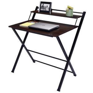 Meuble ordinateur pliable achat vente meuble for Bureau pliable