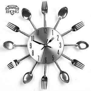 Horloge de cuisine achat vente horloge de cuisine pas for Horloge inox cuisine