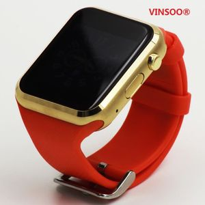 MONTRE VINSOO®(red)New GD19 Smartwatch Connecté support A