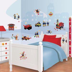 decoration sam le pompier achat vente decoration sam le pompier pas cher les soldes sur. Black Bedroom Furniture Sets. Home Design Ideas