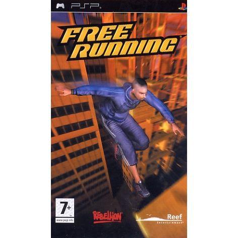 JEUX PSP FREE RUNNING / PSP