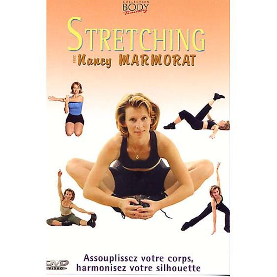 DVD DOCUMENTAIRE DVD Stretching