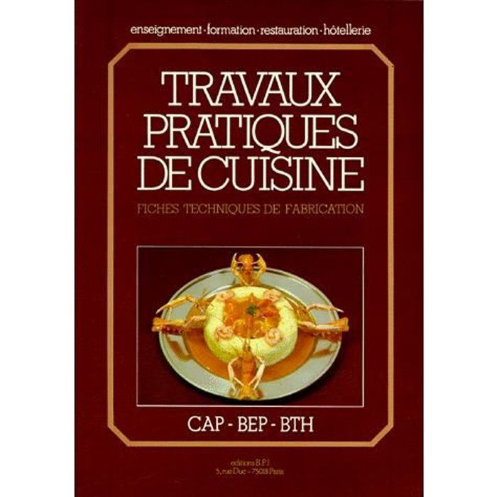 livre cap cuisine - achat / vente livre cap cuisine pas cher