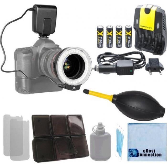 Kit pour appareils nikon d3000 310 flash annul achat vente flash cdis - C discount vente flash ...