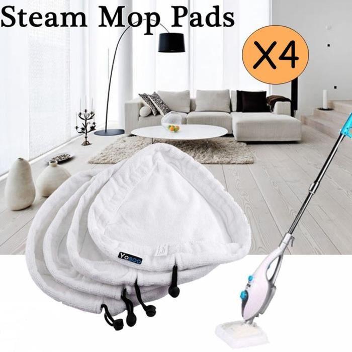 balai vapeur tissu lavable pour nettoyage remplacement achat vente nettoyeur vapeur soldes. Black Bedroom Furniture Sets. Home Design Ideas