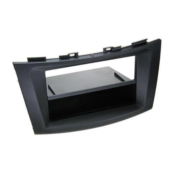 fa ade autoradio 1din suzuki swift ap11 noir avec vide. Black Bedroom Furniture Sets. Home Design Ideas