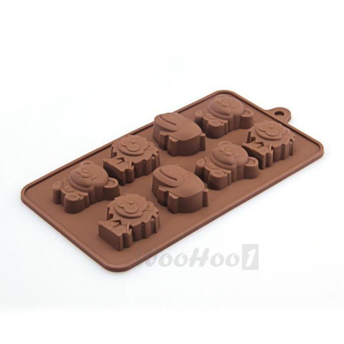 Moule plaque forme animaux pour chocolat fondan achat for Aide gouvernementale pour achat de maison