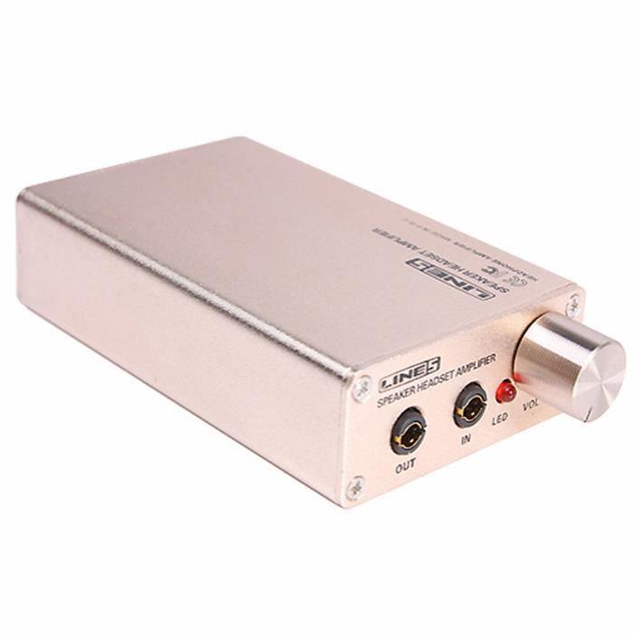 mini amplificateur audio port 3 5mm jack usb mobile casque amplificateur hifi avis et prix. Black Bedroom Furniture Sets. Home Design Ideas