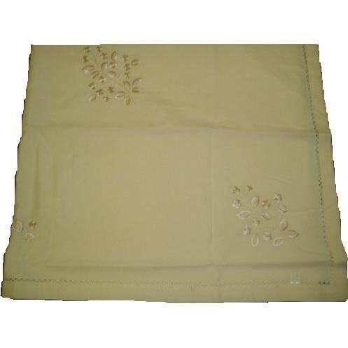chemin de table fleuri rachel 33 x 182 cm beige achat vente chemin de table cdiscount. Black Bedroom Furniture Sets. Home Design Ideas